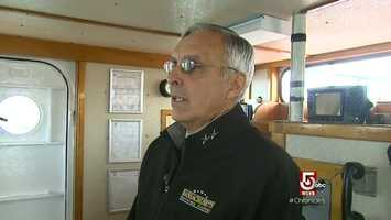 Rear Admiral Richard Gurnon, is President of the Massachusetts Maritime Academy.