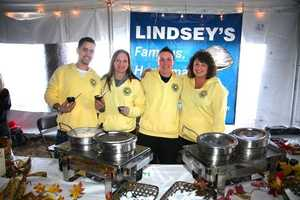 Lindsey's in Wareham has stuffed quahogs and crab cakes to go with clam chowder or seafood bisque.