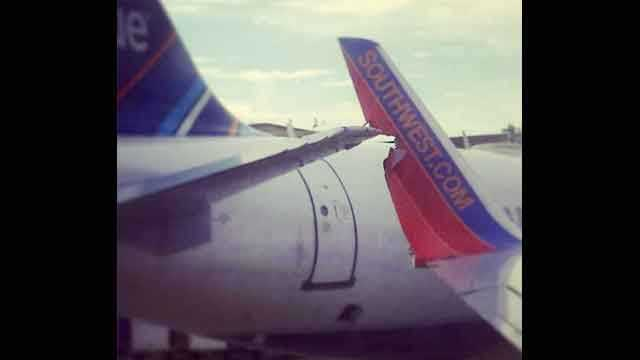 Logan planes passenger pic