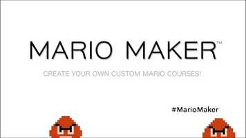 Mario Maker is scheduled to come out in early 2015.