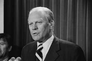 1. Gerald Ford&#x3B; 93 years, 165 days&#x3B; died Dec. 26, 2006