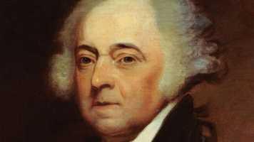 3. John Adams&#x3B; 90 years, 247 days&#x3B; died July 4, 1826