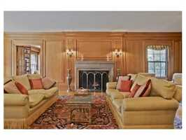 Classic styling with handsome period detail and millwork throughout.