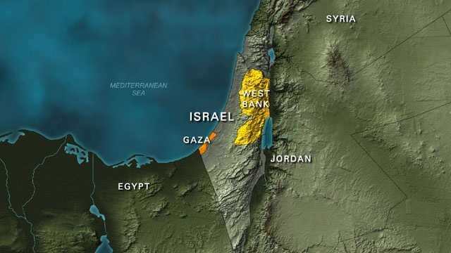 Israel Gaza West Bank