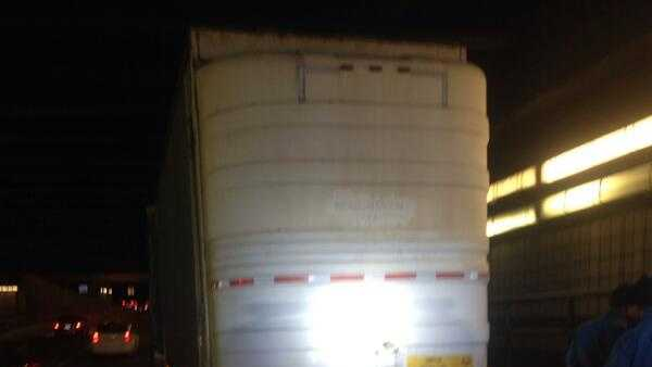 Stuck truck 6.16