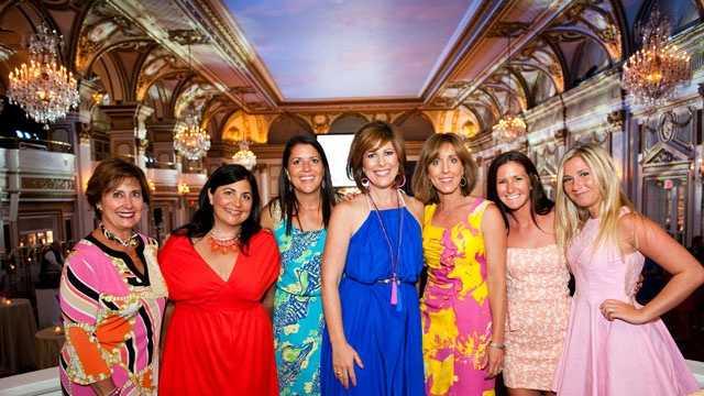 Women of NewsCenter 5 strut stuff at Kelley for Ellie cancer fundraiser