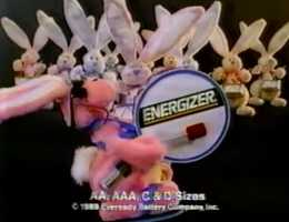 """Don't be fooled."" Energizer"