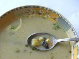 4.) Soup