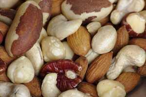9.) Nuts