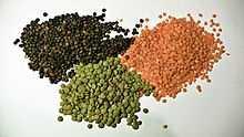 3.) Beans, chickpeas, lentils
