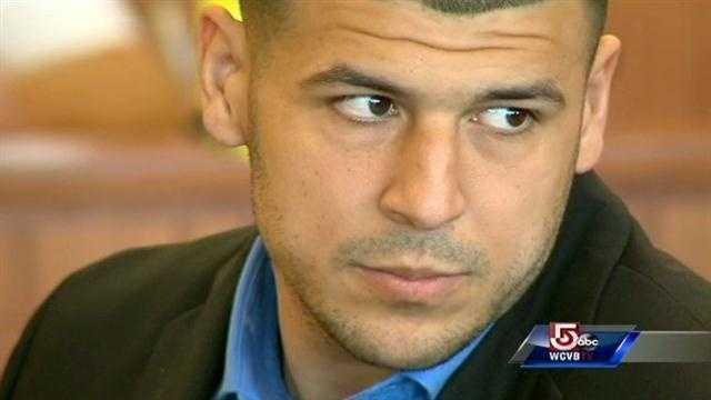 Aaron Hernandez court 6.18