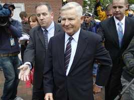 William Bulger --Whitey's brother and former Massachusetts State Senator