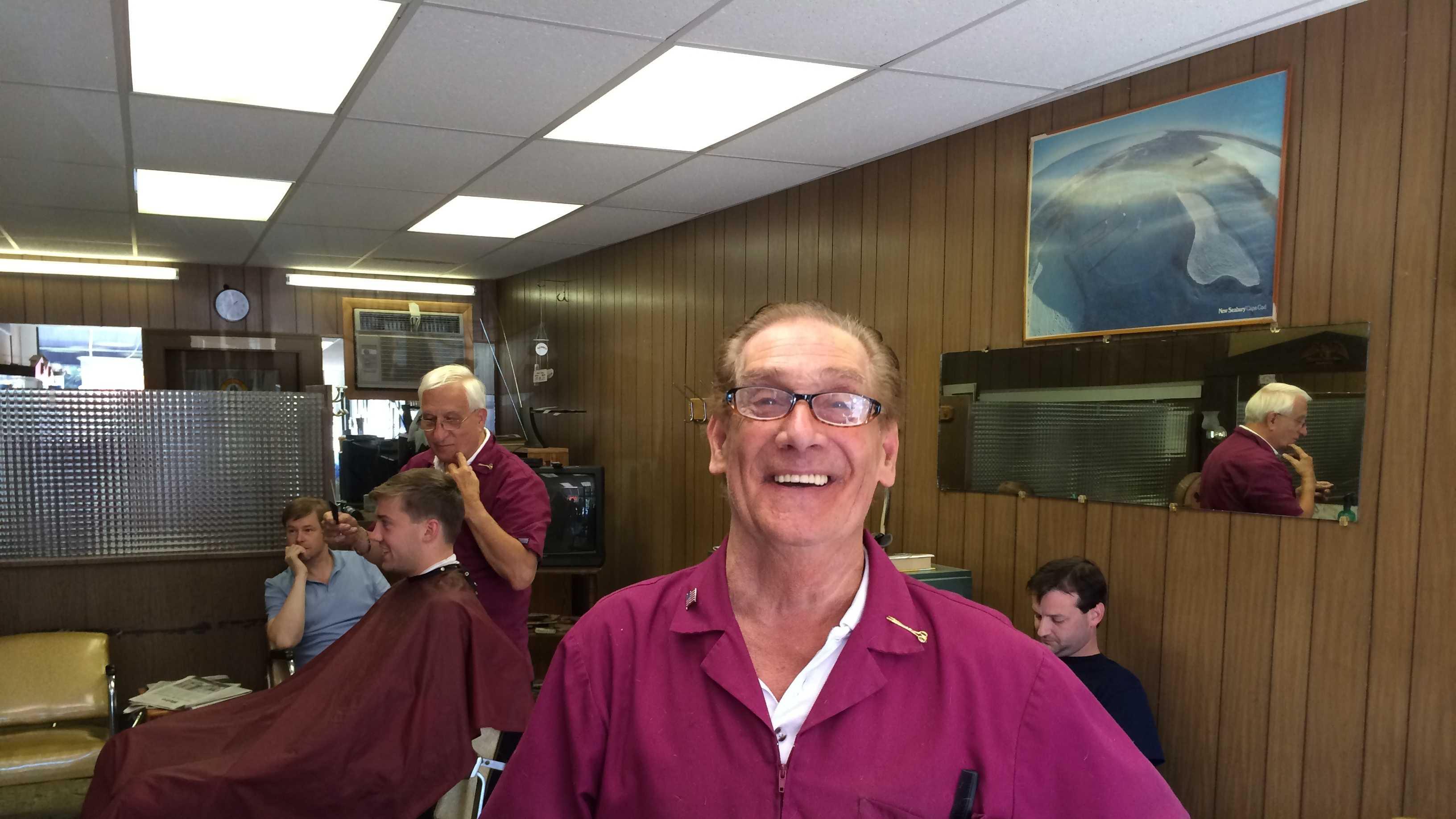 Frank the Barber