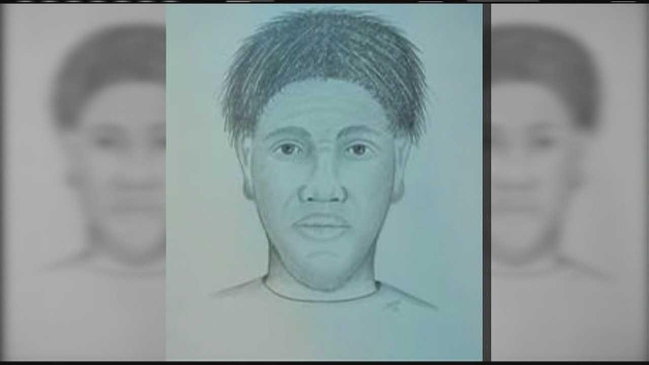Police release sketch of Cambridge attacker