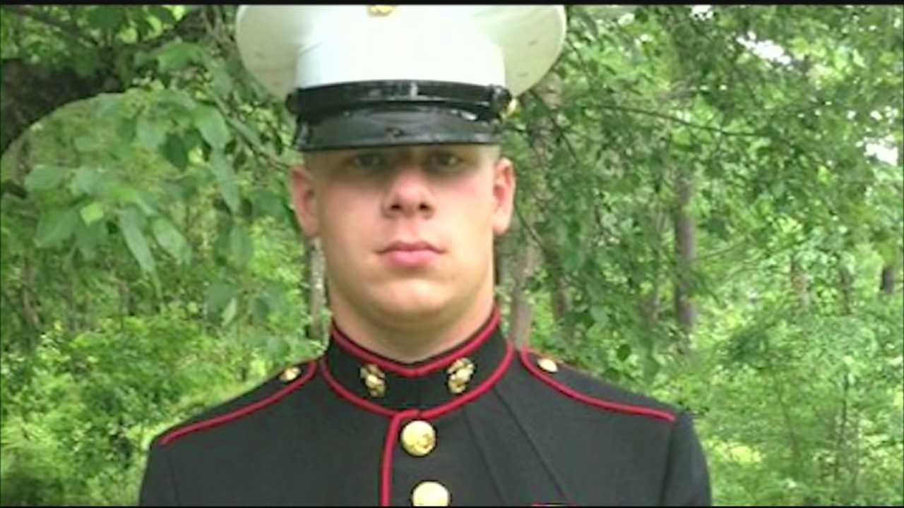 Friend remembers Marine killed in Afghanistan