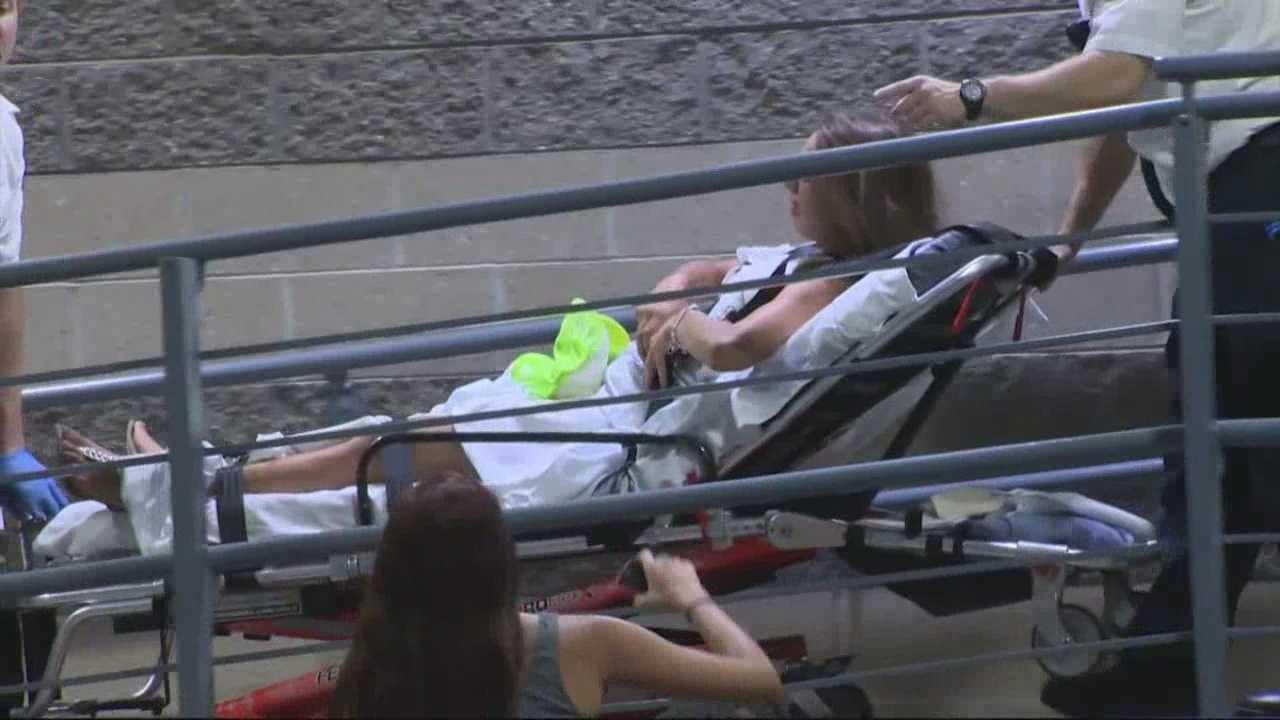 TD Garden incident hospitalizes dozens