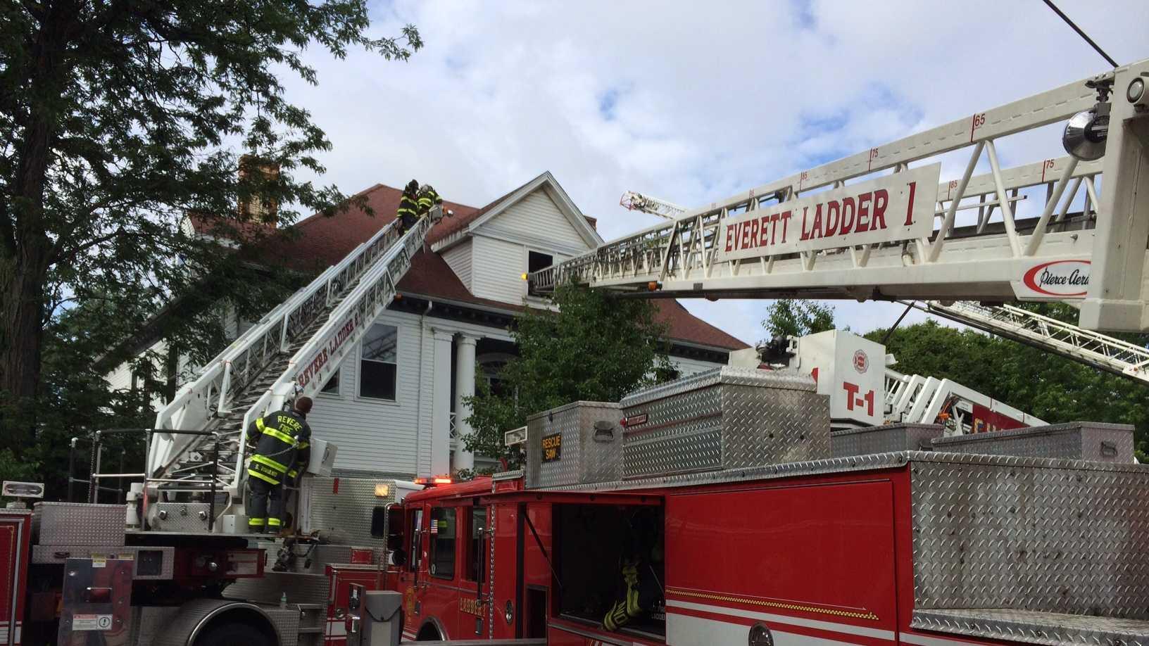 Chelsea fire 6.26