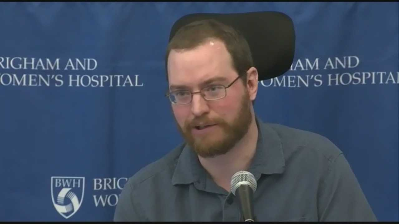 Former BU professor to get double arm transplant