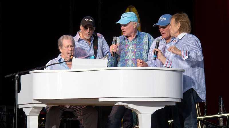 Beach Boys pops