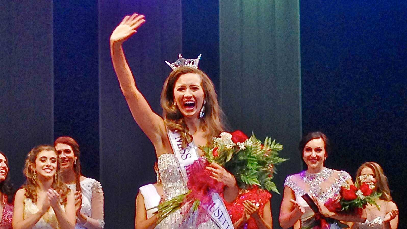 Miss. Massachusetts 2014