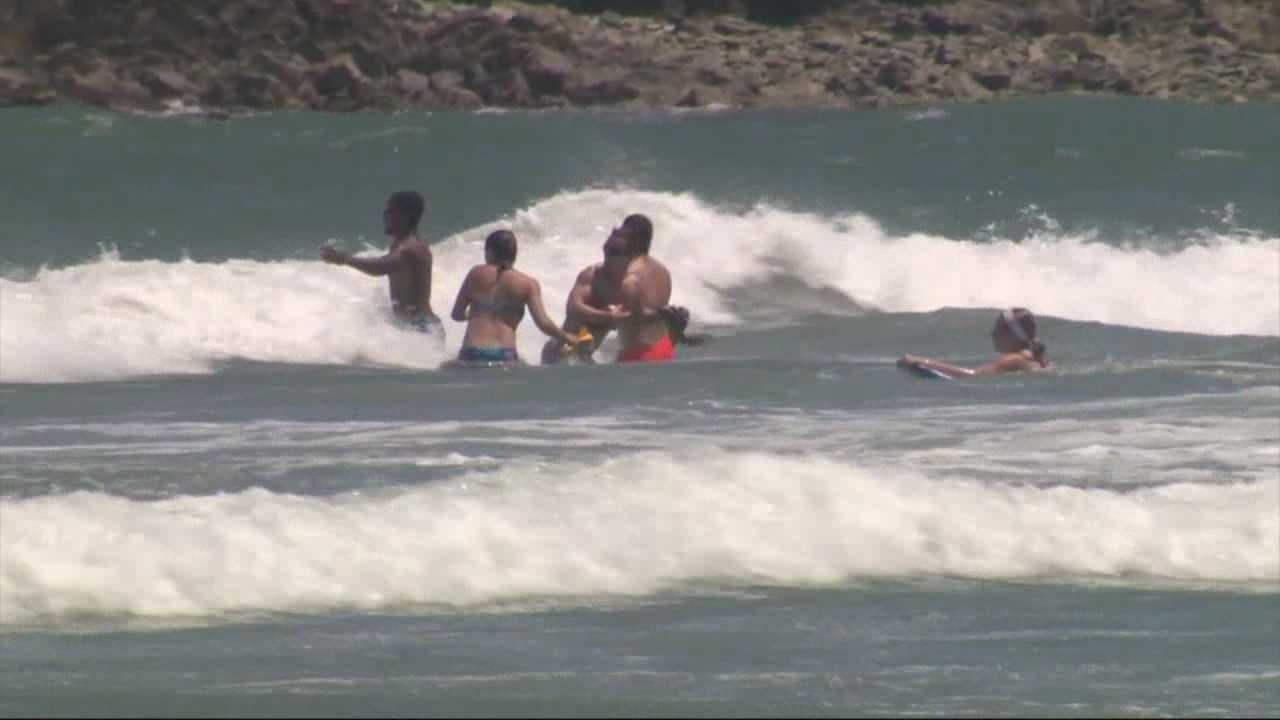 Swimmers beware: Dangerous rip currents expected after Arthur
