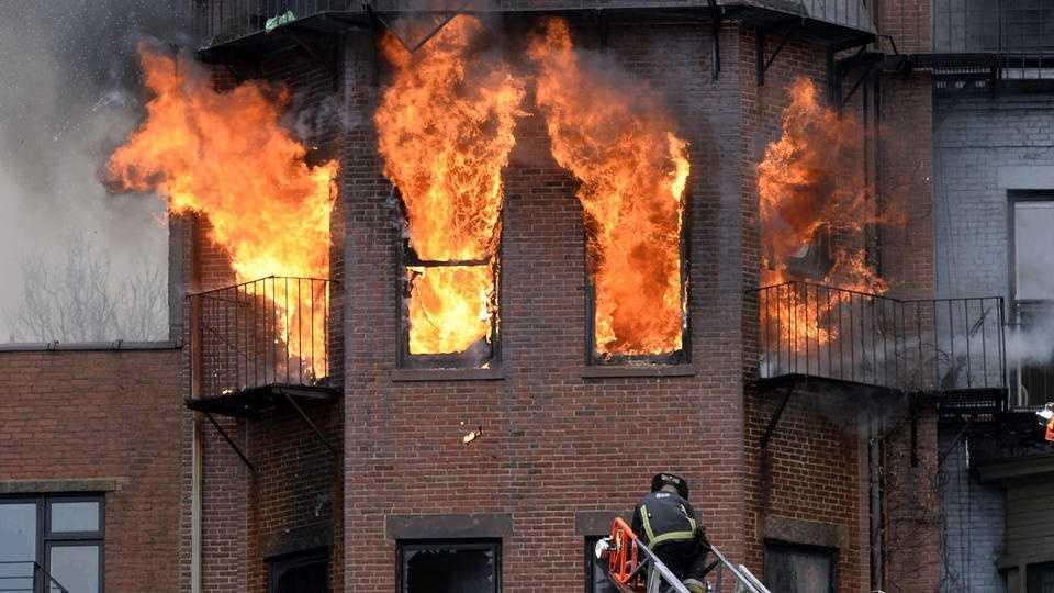 298 Beacon on fire 7.7.14