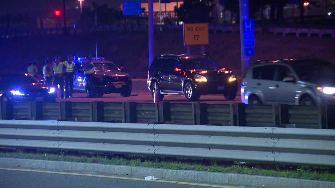 I-93 pedestrian fatal 7.8.14