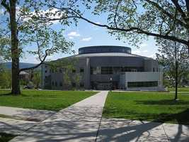 #16 Middlebury College (Vermont). Tuition and fees totaled $44,111 for the 2012-13 school year, according the the U.S. Department of Education.