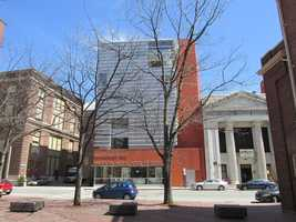 #32 Rhode Island School Of Design. Tuition and fees totaled $41,332 for the 2012-13 school year, according the the U.S. Department of Education.