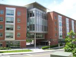 #6 Framingham State University (Massachusetts) $8,080 for tuition and fees for the 2012-13 academic year according to the U.S. Department of Education.