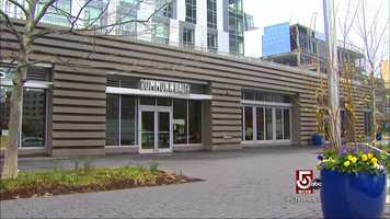Commonwealth in Cambridge is owned by the former executive chef at Fenway!