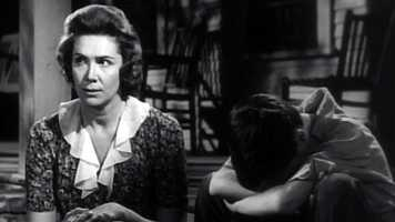 "Rosemary Murphy was known for her film role as Miss Maudie Atkinson in the 1962 classic ""To Kill a Mockingbird."" Murphy played the neighbor to widower and lawyer Atticus Finch, played by Gregory Peck. n 1976, it was Murphy's portrayal of Sara Delano Roosevelt, the mother of President Franklin Delano Roosevelt, in the ABC television movie ""Eleanor and Franklin"" that earned her an Emmy. (January 13, 1925 – July 5, 2014)"