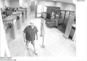 A 67-year-old Taunton man allegedly robbed two banks within 15 minutes on Saturday afternoon, before he was arrested at his public housing apartment on Olney Street.
