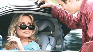 """Jennifer Coolidge, BostonYou might recognize Coolidge, who was raised in Norwell, as Stifler's mom in """"American Pie."""" She's also made a slew of guest appearances in comedies on film and television."""
