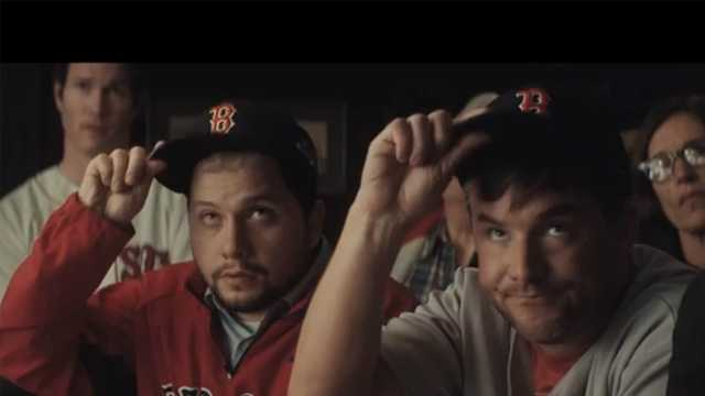 Sox fans in Jeter ad