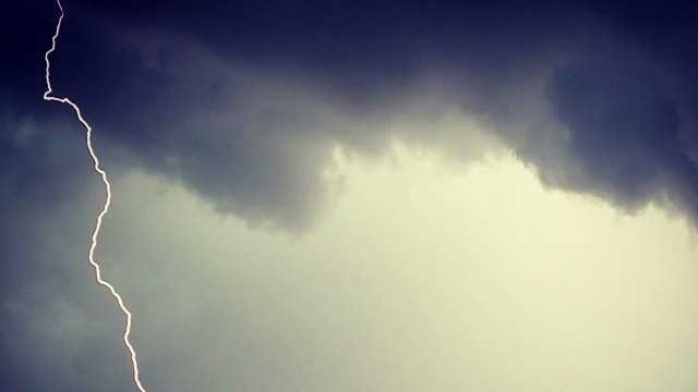 Wilmington lightning