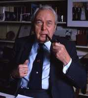 Former British Prime Minister Harold Wilson died from Alzheimer's disease in May 1995.