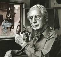 Norman Rockwell, one of the most famous American painters, became well known for his illustrations on the cover of the Saturday Evening Post. Rockwell succumbed to Alzheimer's after a long career in 1978.