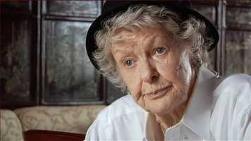 "Elaine Stritch was more than a Broadway actress. She was a New York institution, strolling around in a fur coat, pork pie hat or oversized sunglasses. Although Stritch appeared in movies and on television, garnering three Emmys and finding new fans as Alec Baldwin's unforgiving mother on ""30 Rock,"" she was best known for her stage work, particularly in her candid one-woman memoir, ""Elaine Stritch: At Liberty,"" and in the Stephen Sondheim musical ""Company.""  (February 2, 1925 – July 17, 2014)"