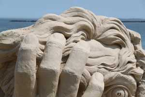 Pavel is the five-time world champion sand sculptor and the 11-time winner of the International and Russian competitions of sand sculpture.