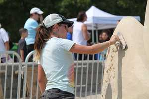 In 2013 Beauregard was Grand Champion of the first All Women World Championship of Sand Sculpting in Florida.