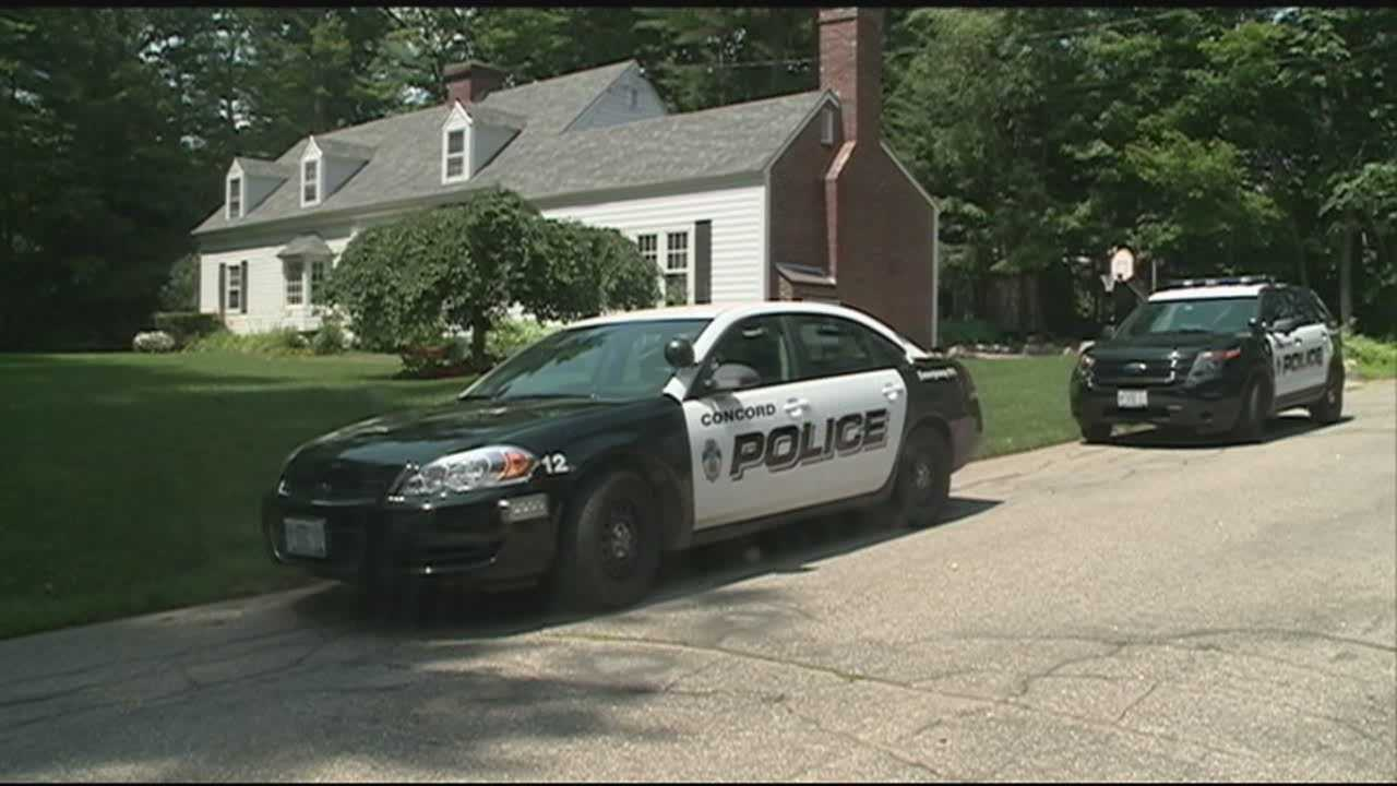 Woman confronts burglar during break-in