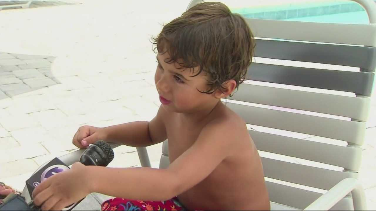 Family kicked out of donut shop after boy's question