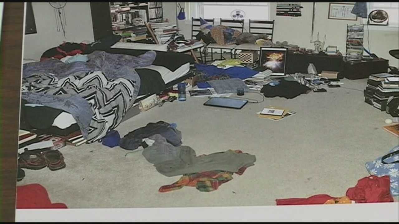 Evidence used in Mazzaglia trial displayed