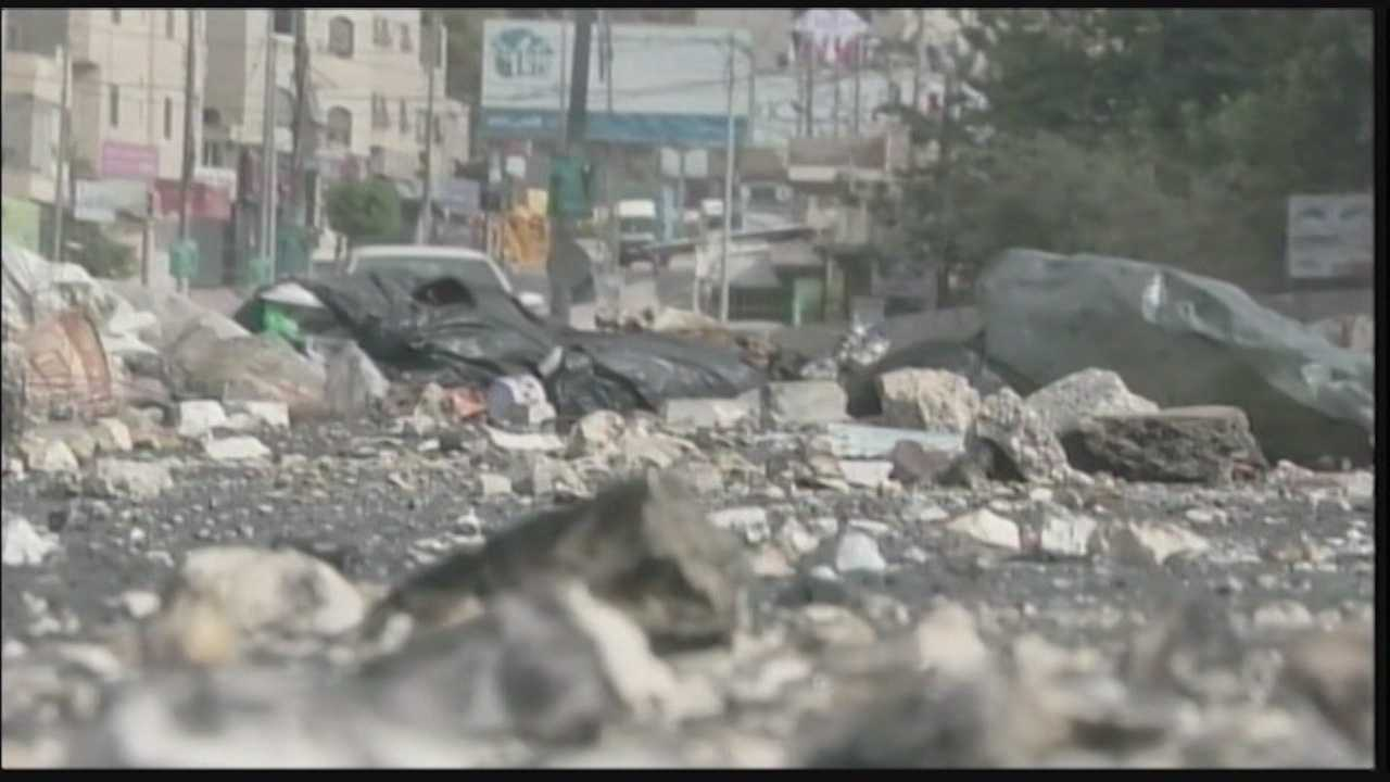 Israel, Hamas agree to Gaza cease-fire