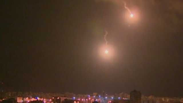 Gaza blasts July 29