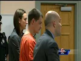 He was held on $1 million cash bail.