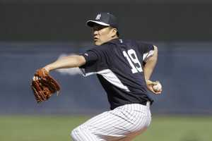 6) Masahiro Tanaka - $22,000,000The New York Yankees pitcher is in the first year of a seven year $155 million contact.
