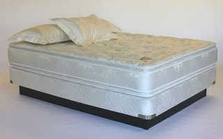 Mattress: Every six months