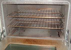 Not all ovens are self-cleaning.